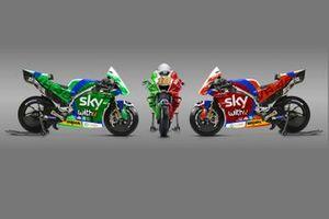 Luca Marini, Sky VR46 Avintia, Ducati Desmosedici Mugello Livery