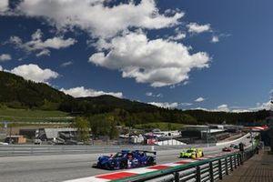 #11 Eurointernational Ligier JS P320 - Nissan: Andrea Dromedari, Cem Bolukbasi, Joey Alders