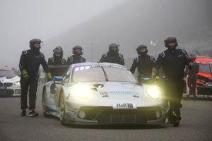 #3 Rutronik Racing Porsche GT3-R: Romain Dumas, Julien Andlauer, Tobias Mu?ller, Laurens Vanthoor