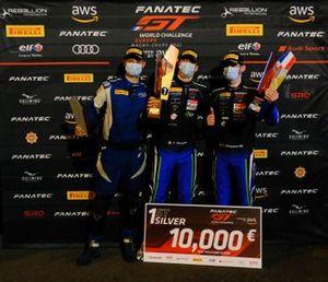 #14 Emil Frey Racing Lamborghini Huracan GT3 Evo: Alex Fontana, Arthur Rougier