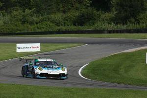 #88 Team Hardpoint EBM Porsche 911 GT3R, GTD: Katherine Legge, Rob Ferriol