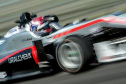 Джордж Расселл, HitechGP Dallara F312 - Mercedes-Benz