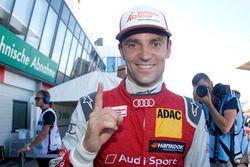 Pole-Position: Jamie Green, Audi Sport Team Rosberg, Audi RS 5 DTM