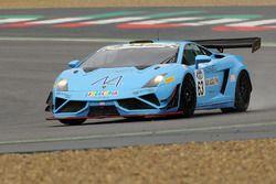 Lamborghini Gallardo GT3 #63, Postiglione-Barri, Imperiale Racing