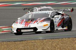 Lamborghini Huracan S.GTCup #114, Melo-Liang, Vincenzo Sospiri Racing