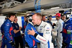 Pole-Position GTE-PRO: #66 Ford Chip Ganassi Racing Team UK, Ford GT: Olivier Pla
