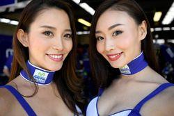 Yamaha gridgirls