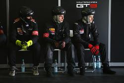 Attempto Racing Lamborghini Huracan team members
