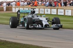 Nico Rosberg, Mercedes-Benz F1 W05 Hybrid