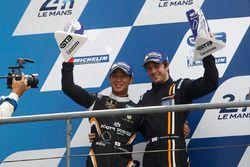 GT3: third place Egidio Perfetti, Klaus Bachler, Mentos Racing