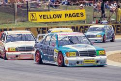 Bernd Schneider, AMG Mercedes 190E 2.5-16 Evo2, Klaus Ludwig, AMG Mercedes 190E 2.5-16 Evo2