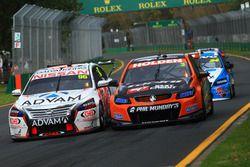 Dale Wood, Nissan Motorsports, Andre Heimgartner, Lucas Dumbrell Motorsport Holden