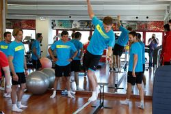 Antonio Felix da Costa, Augusto Farfus, Bruno Spengler, Marco Wittmann and Tom Blomqvist, Circuit Training