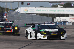 #11 Lamborghini Huracan GT3: Bill Sweedler, Richard Antinucci, Townsend Bell