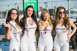 Lovely Weathertech girls