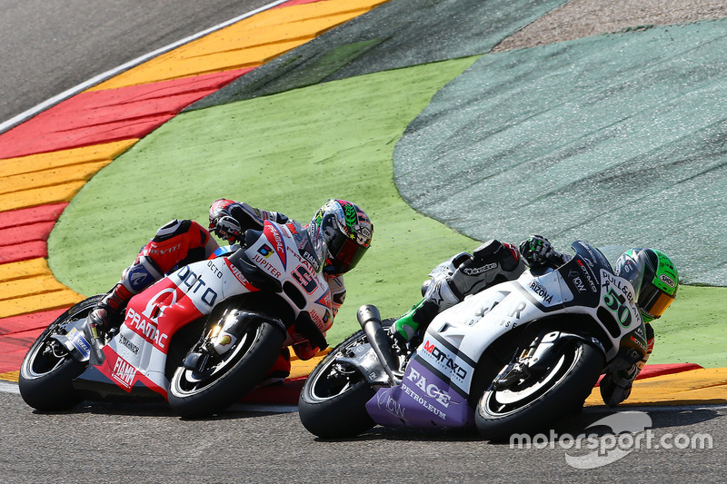 Laverty Danilo Petrucci, Pramac Racing