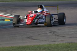 Juri Vips, Prema Powerteam precede a su compañero de equipoMick Schumacher, Prema Powerteam