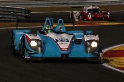 #29 Pegasus Racing, Morgan-Nissan: Inès Taittinger, Rémy Striebig, Léo Roussel