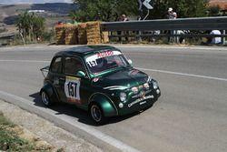 Alfredo Russo, Fiat 500, Cubeda Corse