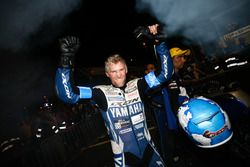 Winners #94, GMT94 Yamaha, Yamaha: David Checa, Niccolo Canepa, Lucas Mahias