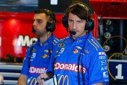 Matt McCall, crew chief van Jamie McMurray, Chip Ganassi Racing Chevrolet