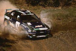 Andrea Navarra, Subaru Impreza