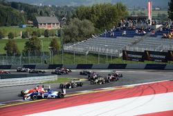 Diego Menchaca, Campos Racing spins