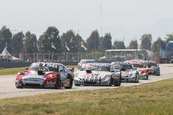 Jose Manuel Urcera, Las Toscas Racing Chevrolet, Leonel Sotro, Di Meglio Motorsport Ford, Josito Di