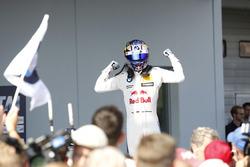 Ganador de la carrera Marco Wittmann, BMW Team RMG, BMW M4 DTM