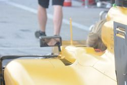 Renault Sport F1 Team RS16, louvres