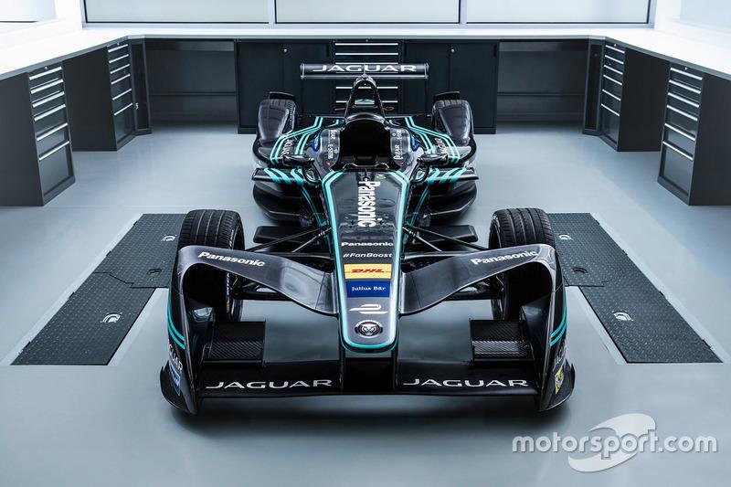 Jaguar I-type 2017