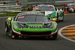 #333 Rinaldi Racing, Ferrari 488 GT3: Rinat Salikhov, Pierre Ehret, Alexander Matschull, Marco Seefr