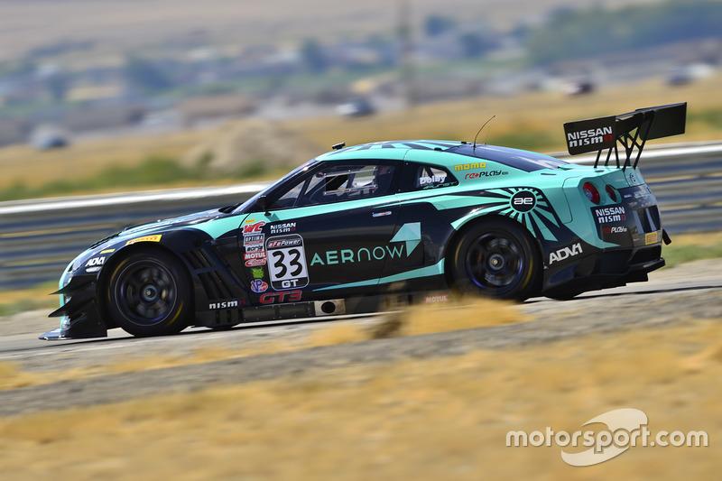 #33 Always Evolving Racing Nissan GT-R-GT3: Craig Dolby