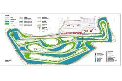 Circuito de Tenerife, planos oficiales