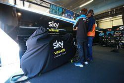 Moto de Romano Fenati, Sky Racing Team VR46,