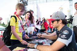 Carlos Sainz Jr. of Scuderia Toro Rosso