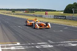 Andretti Autosport, FE üçüncü sezon otomobilini test ediyor
