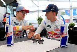 Timmy Hansen et Kevin Hansen