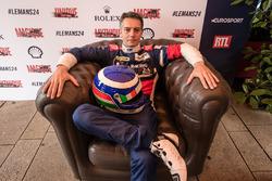 #27 SMP Racing BR01 Nissan: Maurizio Mediani