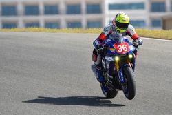 #36 Team 3ART Yam'Avenue, Yamaha: Louis Bulle, Alex Plancassagne, Lukas Trautmann