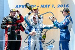 Oswaldo Negri, Michael Shank Racing with Curb/Agajanian race winner
