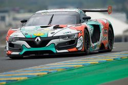 #45 AB Sport Auto Renault RS 01: Franck Thybaud, Thierry Proust, Cheng Wei Hu