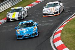 Christian Buellesbach, Andreas Schettler, Daniel Zils, Porsche Cayman 981