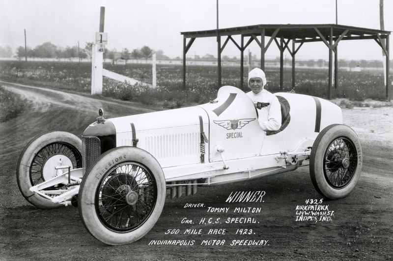 #11 Tommy Milton 1923