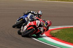 Joshua Brookes, Milwaukee BMW et Pawel Szkopek, Team Toth
