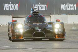 #60 Michael Shank Racing with Curb/Agajanian Ligier JS P2 Honda : Katherine Legge, Oswaldo Negri