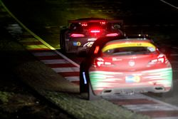 #88 Haribo Racing Team-AMG, Mercedes-AMG GT3: Uwe Alzen, Lance David Arnold; Maximilian Götz, Jan Se