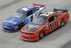 Timmy Hill, Elliott Sadler, JR Motorsports Chevrolet