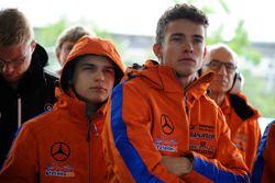 David Beckmann, kfzteile24 Mücke Motorsport Dallara F312 – Mercedes-Benz, Mikkel Jensen (DNK) kfztei