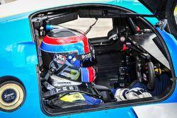 #18 M.Racing - YMR Ligier JSP3 - Nissan: Yann Ehrlacher